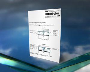 Dachprofil-System für VSG